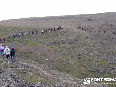Hoces del Río Duratón  - senderismo organizado; foro senderismo madrid
